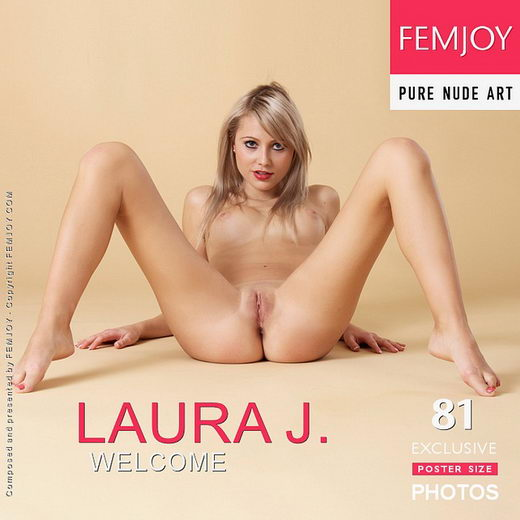 Laura J - `Welcome` - by Chris F for FEMJOY