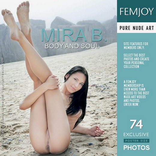 Mira B - `Body And Soul` - by Ulyana for FEMJOY