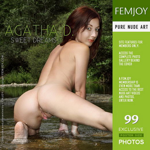 Agatha D - `Sweet Dreams` - by Valery Anzilov for FEMJOY
