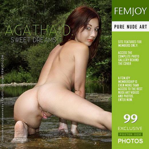 Agatha D - `Sweet Dreams` - by Valery Anzilov for FEMJOY