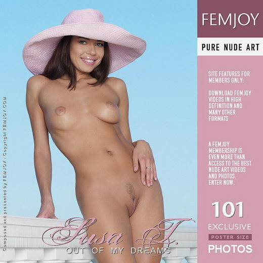 Susa T - `Out Of My Dreams` - by Peter Olssen for FEMJOY
