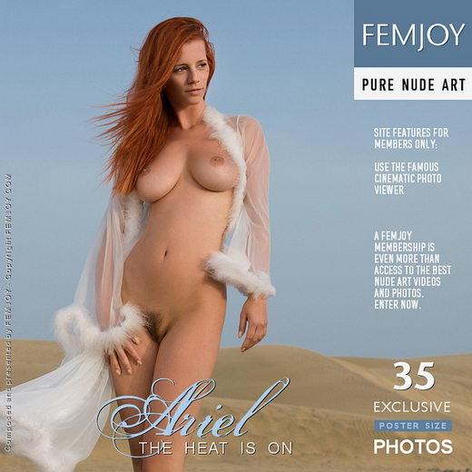 Ariel - `The Heat Is On` - by Stefan Soell for FEMJOY