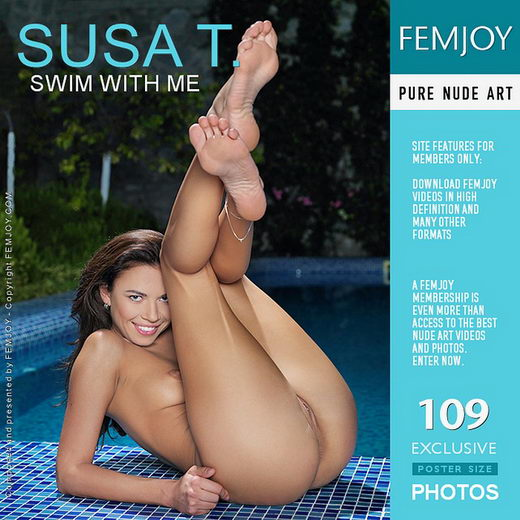 Susa T - `Swim With Me` - by Peter Olssen for FEMJOY