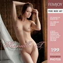 Kamilla T in Premiere gallery from FEMJOY by Kiselev