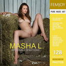 Masha L in Impossible Is Nothing gallery from FEMJOY by Alexandr Petek