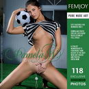 Pamela W in I Love Balls gallery from FEMJOY by Alexandr Petek