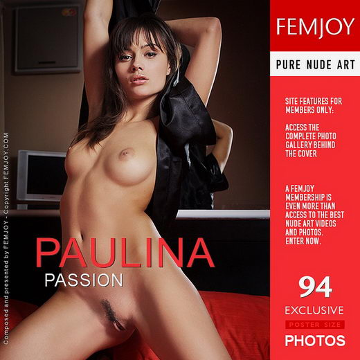 Paulina - `Passion` - by Peter Olssen for FEMJOY