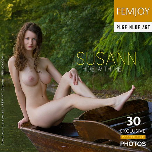 Susann - `Hide With Me` - by Stefan Soell for FEMJOY