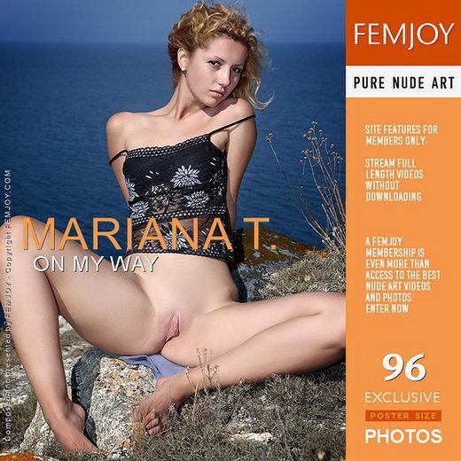 Mariana T - `On My Way` - by Valery Anzilov for FEMJOY