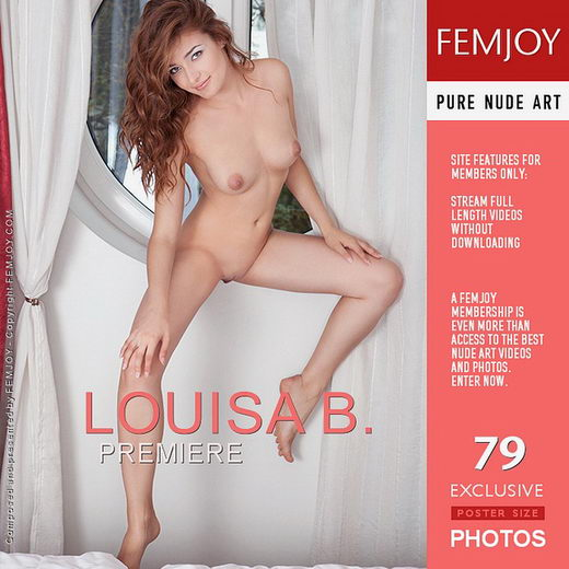 Louisa B - `Premiere` - by Ulyana for FEMJOY