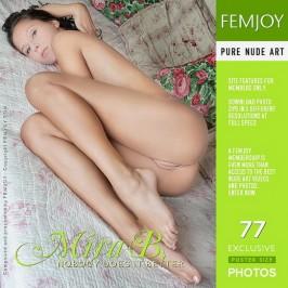 Mira B  from FEMJOY
