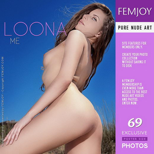 Loona - `Me` - by MG for FEMJOY