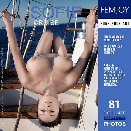 Sofie - `Cruise` - by Sven Wildhan for FEMJOY