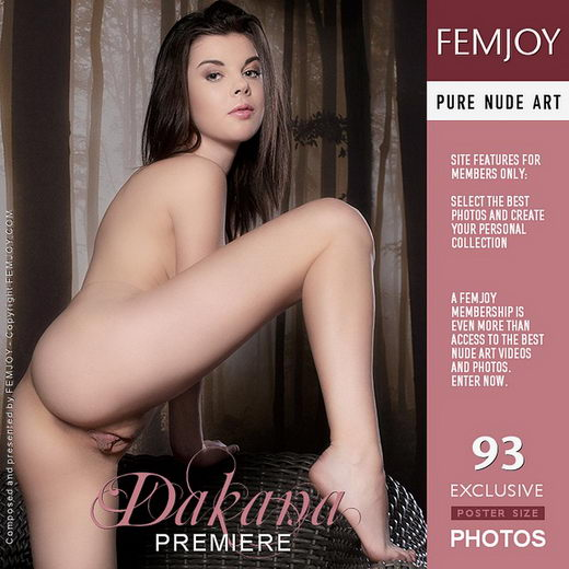 Dakana - `Premiere` - by Pazyuk for FEMJOY