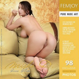 Misha D  from FEMJOY