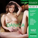 Danica in Lucky Me gallery from FEMJOY by Tony Murano