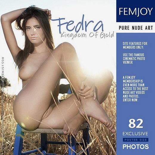 Fedra - `Kingdom Of Gold` - by MG for FEMJOY