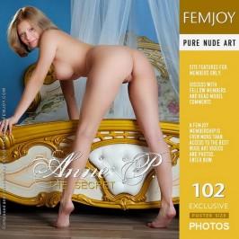 Anne P  from FEMJOY