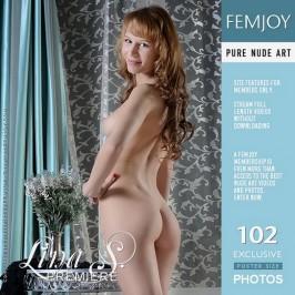 Lina S  from FEMJOY