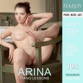 Arina  from FEMJOY