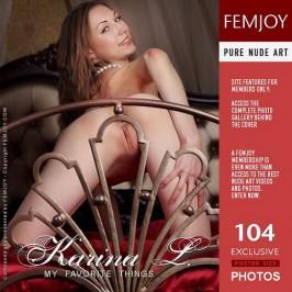 Karina L  from FEMJOY