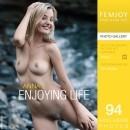 Anna T - Enjoying Life