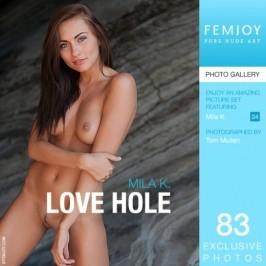 Mila K  from FEMJOY