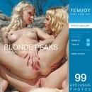 Carla H & Adelia B - Blonde Peaks