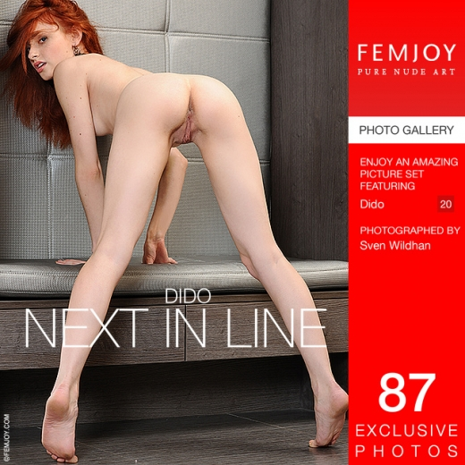 Dido in Next In Line gallery from FEMJOY by Sven Wildhan
