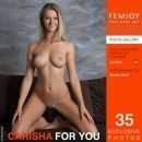 Carisha in For You gallery from FEMJOY by Stefan Soell