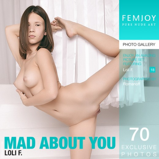 Loli F - `Mad About You` - by Romanoff for FEMJOY