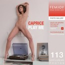 Caprice in Play Me gallery from FEMJOY by FEMJOY Exclusive