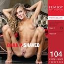Dana P - Shaved