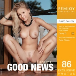 Candy D  from FEMJOY