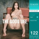Olga E in The Good Life gallery from FEMJOY by Aleksander Petek
