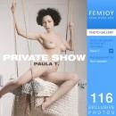 Paula T - Private Show