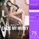 Arina B - Taste My Honey