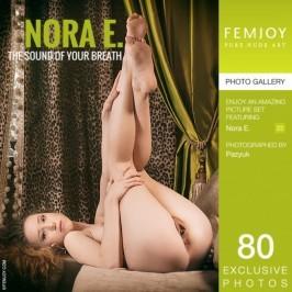 Nora E  from FEMJOY