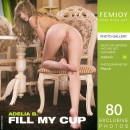 Adelia B - Fill My Cup