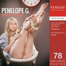 Penelope G in Time For Seduction gallery from FEMJOY by Pazyuk
