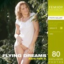 Ashlynn B in Flying Dreams gallery from FEMJOY by Leon