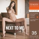 Jasmine A in Next To Me gallery from FEMJOY by Stefan Soell