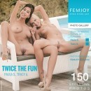 Paula S & Tracy A - Twice The Fun