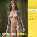 Jasmine A in Supernatural gallery from FEMJOY by Stefan Soell