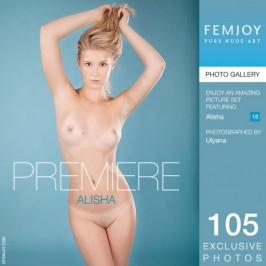 Alisha  from FEMJOY