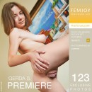 Gerda S in Premiere gallery from FEMJOY by Lorenzo