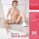 Melissa K in Hold Me Close gallery from FEMJOY by Tom Rodgers