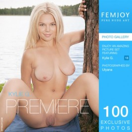 Kylie G  from FEMJOY