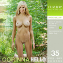 Corinna in Hello gallery from FEMJOY by Stefan Soell