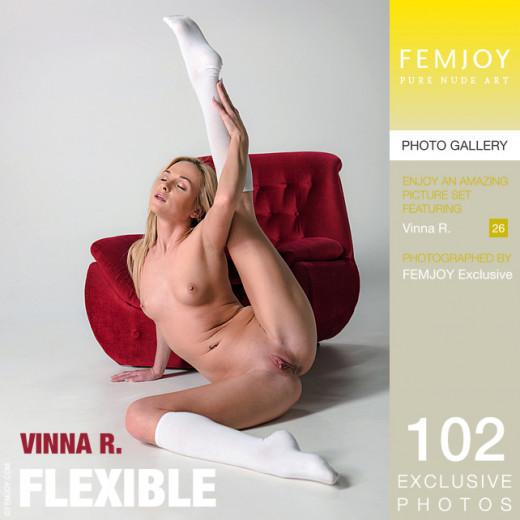 Vinna R in Flexible gallery from FEMJOY by FEMJOY Exclusive